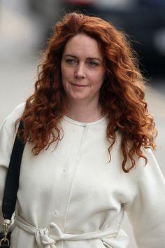 Rebekah Brooks, the former head of News International, arrives at The Old Bailey on December 6, 2012 in London, England.  Rebekah Brooks, An...