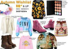 Romwe Autumn Wish List 2013 |Madame Keke #fashion #makeup #blogger #sale