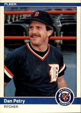 Game 20 - Apr 29 - Dan Petry throws one-hitter; Detroit Tigers beat Indians, 6-1.  Record 18-2.