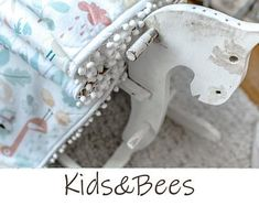 Soft Baby blanket with Kids&Bees unique fabric design/ Soft Baby bedding/ Newborn Blanket/ Polar blanket Textile Design, Fabric Design, Soft Baby Blankets, Warm Hug, Baby Bedding, Unique Baby, Bees, Cotton Fabric, Nursery
