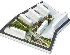 """Check out this @Behance project: """"Square redevelopment in Kuznia Raciborska"""" https://www.behance.net/gallery/22458069/Square-redevelopment-in-Kuznia-Raciborska"""