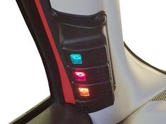 Daystar™ - Driven by Design       A-Pillar Switch Pod For the Jeep Renegade