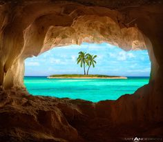 """Paradise (Please view on Black)"" by matt-anderson (http://bit.ly/1pzXuAG)"