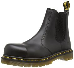 Dr. Martens Industrial Men's Icon SB E Safety Boots Black 10 UK