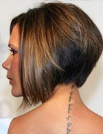 Victoria Beckham's Hairstyles at Hairstyle.com | How to get Victoria Beckham's Posh Spice hair styles, Copy Victoria Beckham's hair | Celebrity Hairstyles