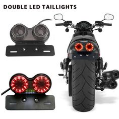 Subcategory: Motorcycle Accessories & Parts. Led, Motorcycle Lights, Chopper Motorcycle, Cafe Racer, Motorcycle Accessories, Natural Disasters, Tail Light, Bobber, Automobile
