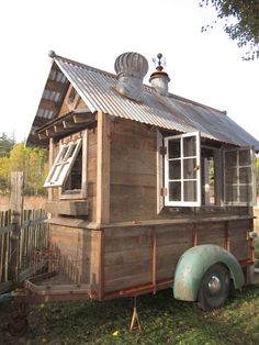 From the home front: Bob Bowling Rustics' tiny sheds; barn converted to small home : oregonlive
