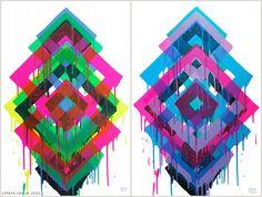 reggae soundsystem/space sound system - maya hayuk #ART #GEOMETRIC