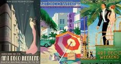 art deco miami beach - Google Search