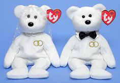 , Ty Beanie Baby bear reference information and photograph. Rare Beanie Babies, Beanie Baby Bears, Original Beanie Babies, Ty Boos, Ty Beanie Boos, Ty Stuffed Animals, Stuffed Toys, Ems, Ty Babies