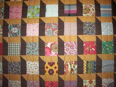 3d illusion afghan block pattern | TamaraKnits favorite photos and videos | Flickr