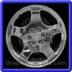 Dodge Viper 1999 Wheels & Rims Hollander #2118B  #Dodge #Viper #DodgeViper #1999 #Wheels #Rims #Stock #Factory #Original #OEM #OE #Steel #Alloy #Used