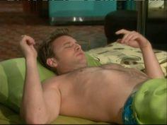 Billy miller shirtless sexy back