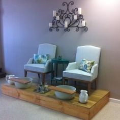 small pedicure station - Google Search