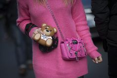 The Accessory Snaps You Need to See From Paris Fashion Week: Just when we thought we'd seen every statement clutch and heel on the streets of New York, London, and Milan, Paris Fashion Week started overloading us with plenty of accessories we didn't see coming.