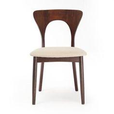 Love this Danish Modern Side Chair