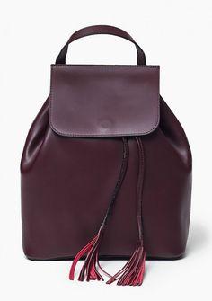 100 % skórzana Włoska Torba Plecak Bordo Oryginalna torba damska (plecak) włoskiej produkcji (Vera Pelle) wykonana ze skóry naturalnej najwyższej jakości. Skóra gładka, miła w dotyku. Nie odkształca się i nie zagina, dzięki czemu przez cały czas ma niezmi Leather Backpack, Backpacks, Polyvore, Fashion, Moda, Leather Backpacks, Fashion Styles, Backpack, Fashion Illustrations