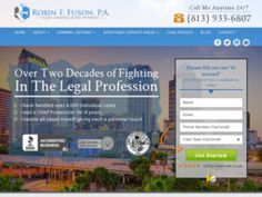 New listing in Legal Services added to CMac.ws. Robin Fuson, P.A. in Tampa, FL - http://legal-services.cmac.ws/robin-fuson-pa/19723/
