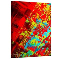 ArtWall Byron May 'Springtime Celebration' Gallery-wrapped Canvas Wall Art