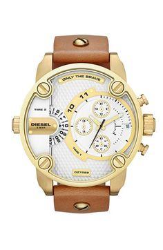 Que lujoso reloj, sí me animo
