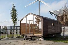 No es una broma la futura casa sostenible puede ser de cartón