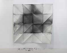 berndwuersching:  Diogo PimentãoEmpli, 2010performance, paper and graphite200 x 200 cm (79 x 79 in)