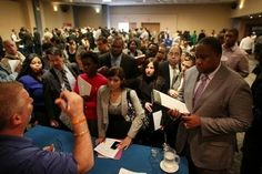 Job fairs are still the best way to land a job fast