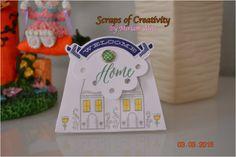 Circuit & CTMH Artiste cartridge  and CTMH Housewarming Hello stamp set