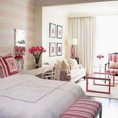 Red Bedroom!