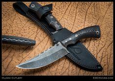 Olamic Cutlery, Nero - EDC Knives