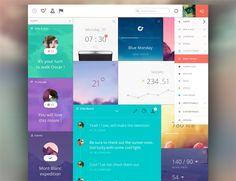 20 Beautiful UI & UX Designer Portfolios For Inspiration