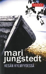 http://www.adlibris.com/fi/product.aspx?isbn=9511266837 | Nimeke: Kesän kylmyydessä - Tekijä: Mari Jungstedt - ISBN: 9511266837 - Hinta: 7,70 Luettu ja hyväksi todettu.
