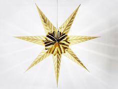Uma estrela no topo do Natal.