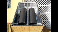 Solar Water Heater - Passive - Build/Install Breadbox