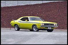 1971 Dodge Challenger R/T  V-Code 440 Six Pack  #Mecum #Monterey