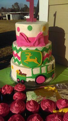 Her cake Country Birthday, Cake, Desserts, Food, Tailgate Desserts, Deserts, Kuchen, Essen, Postres