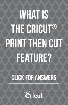 Cricut Print then Cut Frequently Asked Questions: What is the Cricut Print then Cut Feature? is creative inspiration for us. Get more photo about diy home decor related with by looking at photos gallery at the bottom of this page. We are want to say thanks if you like to … #DIYHomeDecorCrafts #Scrapbookquestions