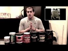 ULTIMATE Pre Workout Supplement Review - Jacked,NoXplode,Superpump, and more