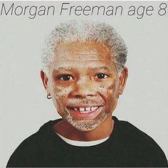 Morgan Freeman Age 8   http://ift.tt/2e1htJl via /r/funny http://ift.tt/2eeKigM  funny pictures