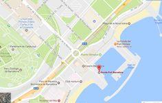 Ciao a tutti! La nostra scuola nautica si trova a Moll de la Marina nº11 nel famoso Porto Olimpico di Barcellona. Dal Porto Olimpico partono anche tutte le nostre imbarcazioni, attività e sport acquatici come la moto d'acqua, la banana boat, il crazy sofa, l' airstream, il wakeboard, e tanto altro. Vi aspettiamo per offrirvi divertimento, adrenalina ed emozione!