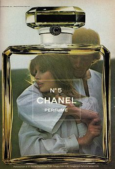 Old Chanel No.5 Ad