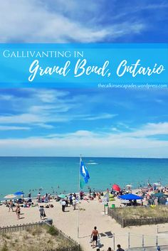 You NEED to visit Grand Bend this summer! Ontario Beaches, Lake Huron, O Canada, Fun List, Family Road Trips, Beach Town, Travel With Kids, Travel Guides, Detroit