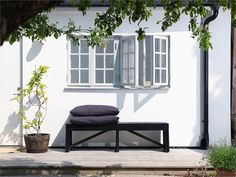 my scandinavian home: A 19th century Swedish home with an outdoor oasis
