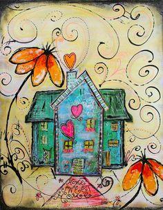 HOME SWEET HOME♡♡♡