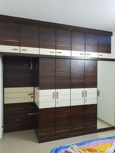 Made by pure wood Wardrobe Laminate Design, Wall Wardrobe Design, Wardrobe Door Designs, Bedroom Closet Design, Bedroom Furniture Design, Modern Bedroom Design, Closet Designs, Modern Design, Bedroom Cupboard Designs