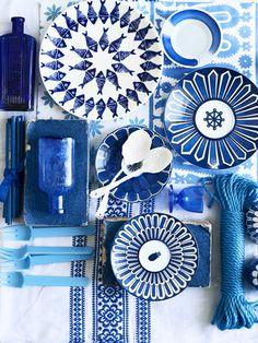 Ocean Blue | Daily Digs