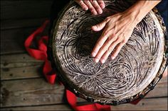 From slowing the decline in fatal brain disease, to generating a sense of oneness with the universe, drumming's physical and spiritual health benefits may be as old as time itself.
