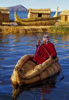 Lago Titicaca; been there