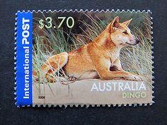 Australian Decimal Stamps: 2006 Int'l Post - Aust Native Wildlife - Single MNH