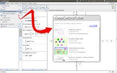 Lançado GeoGebra 4.4. Mais potente e mais rápido.